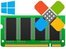 32-bit windowslar için 64 GB a kadar RAM Desteği