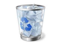 Windows 7 Çöp kutum boşalmıyor