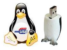 Usb den çalışan Linux sistemi oluşturalım