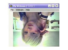 webcam ters