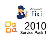 Office 2010 Service Pack 1 (SP1) için ek yama