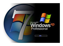 Windows 7 den sonra Xp kurmak