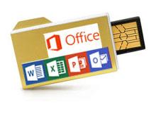Microsoft Office Starter 2010 u Portable yapalım