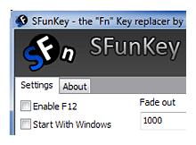 Klavye fonksiyon tuşlarına yeni özellikler ekleme