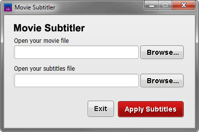 movie-subtitler