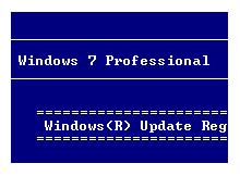 Windows Update Regenerator