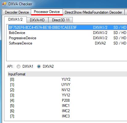 dxva desteği 2