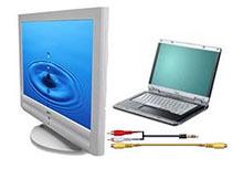 Laptopu Tv ye bağlama ile ilgili notlar