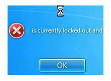 Engellenen Kısıtlı kullanıcı şifrenizi değiştirin