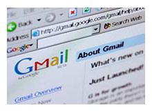 Gmail temel HTML görünümü