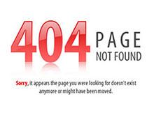 404 sayfa bulunamadi