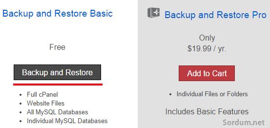 Site backup pro free