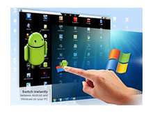 Android oyunlarını Bilgisayarınızda Tam ekran oynayın