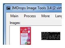 Image Tools - Resimleri kolayca editleyip filigran ekleyin