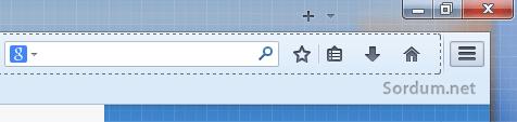 firefox hello konusma ikonu yok