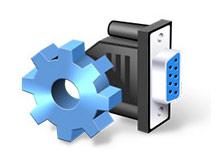 bağlı aygıtın com portu numarasını değiştirelim