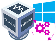 Virtual Box a işletim sistemi kur