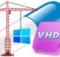VHD ye windows Kur