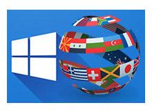 windows 10 dil değiştirme