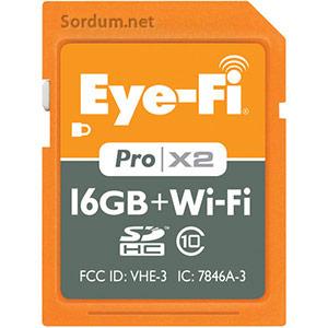 Eye Fi SD kart