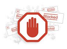 Reklam engelleyicilerin sitelere zararı