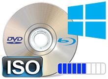 ISO dosyasından boot edin