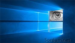 Windows 10 kişisel veri güvenliği
