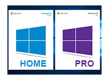 Windows 10 Home sürümünden kolayca Pro sürümüne geçmek