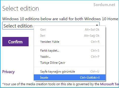 select edition incele