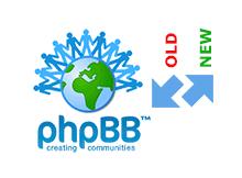 phpbb 3.1.x forum verisonu nasıl güncellenir
