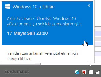 windows 10 edinin