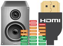 HDMI ve hoparlörlerden aynı anda ses gelsin