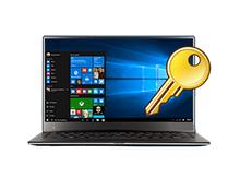 Windows 10 ürün anahtarını değiştirelim