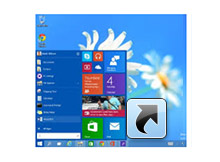 Windows 10 da başlangıca URL eklemek