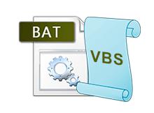 Vbs içerisinde bat veya cmd kodu çalıştırmak