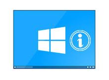 Windows 10 sistem bilgisinde isminiz yazssın