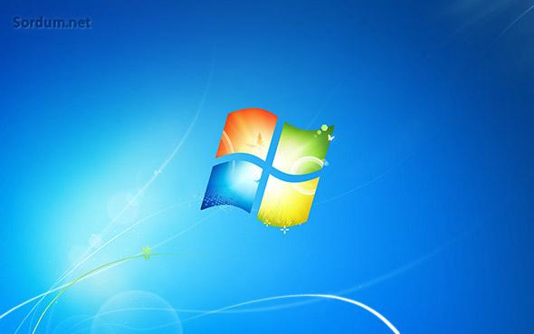 Windows 7 duvar kağıdı