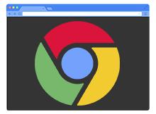 Chrome siyah ekran sorunu