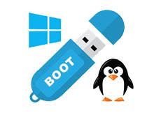 winusb ile multiboot usb hazırlama