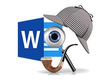 Microsoft Word belgelerindeki gizli kişisel bilgilerinizi silin