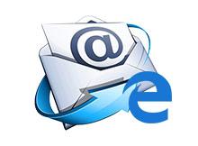 Microsoft EDGE de sekmeleri email ile yollama