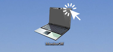Click sordum Monitor Off