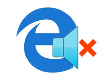 Microsoft edge de sekmeleri susturmak