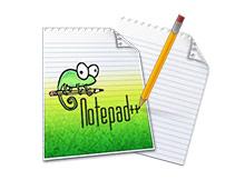 Notepad plus varsayılan text editörümüz olsun