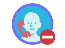 Android telefonlarda numara engelleme
