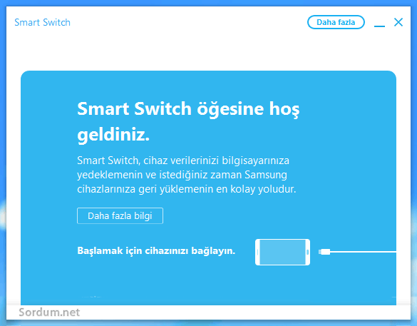 Smart switch başlangıç