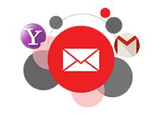 Yahoo yu Gmaile yönlendirelim