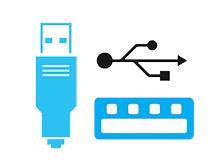 USB belleğin Porttan kullandığı güç miktarı