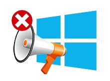 Windows 10 da istenmeyen bildirimleri kapatalım