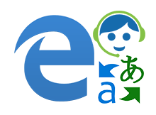Microsoft EDGE translate eklentisi